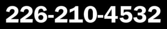 EX Stucco Pros Phone Number Logo